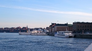 Stockholm by Ingemar Pongratz